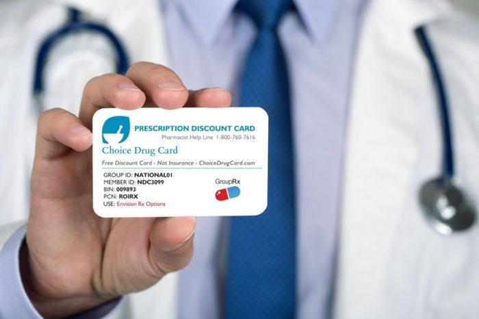 local state drug card